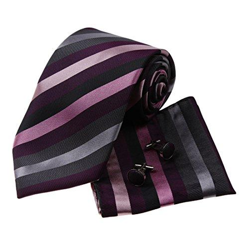 h5121-pink-stripes-anniversary-gift-hallowmas-gift-silk-tie-cufflink-hanky-set-3pt-by-yg