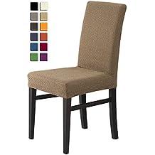 zara fundas de sillas piezas estirable cubiertas de la sillas spandex protecdor moderna slipcover cubierta de la silla de la decoracin