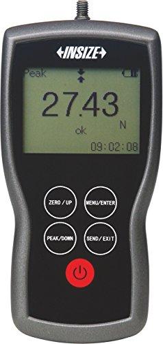 INSIZE ISF-DF10A Digitaler Kraftmessgerät (hohe Auflösung), 10N