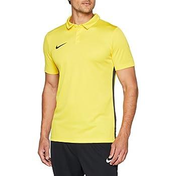 Nike M Nk Dry Acdmy18 Polo SS Camisa, Hombre, Negro (Black ...