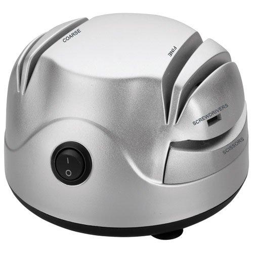 Lacor 69141 - Afilador de cuchillos eléctrico