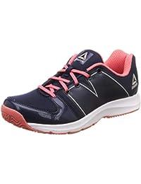 Reebok Women's Cool Traction Xtreme Lp Navy Running Shoes-6 UK (39.5 EU) (DV7866)