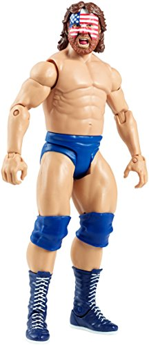 Mattel WWE Summer Slam Hacksaw Jim Duggan Figure by Ring Moc