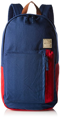 Volcom Rucksack Smalls Canvas Backpack - Mochila, color azul oscuro, talla única