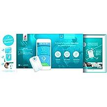 Bleutens Master Pack Electro Stimulateur avec Accessoire Mixte Adulte, Blanc/Bleu