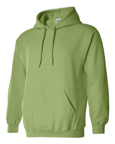 Gildan Heavyblend adulto felpa con cappuccio Vert - Vert kiwi