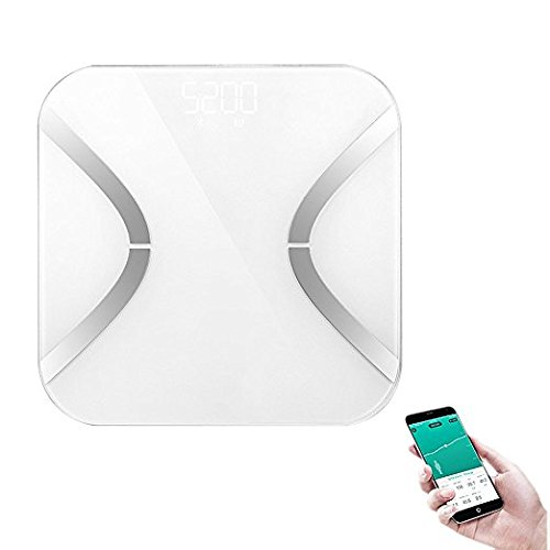 Body-mass-index Bmi-rechner (PYRUS BMI Fat Scale Digital Body Fat Analyzer Bathroom Scale Sync your weight data to the phone (CS20E))