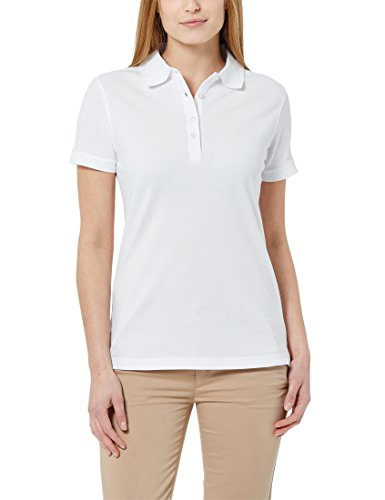 Berydale Damen Poloshirt, Gr. Medium, Weiß