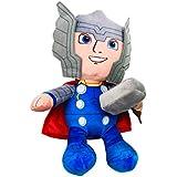 Joy Toy 150011025cm los VENGADORES Thor aterciopelada peluche