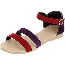 official photos cb86b 4d79d Amazon.it: scarpe inglesine donna basse - Viola