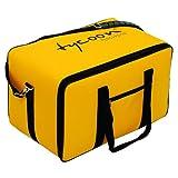 Tycoon Percussion TKPB-29 Série 29 Petit sac de transport pour cajon professionnel Jaune