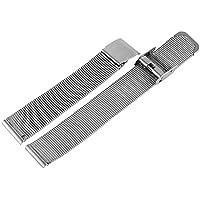 Vervanging meshband, zilverkleurig, 18 mm