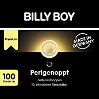 Billy Boy Condoms Dotted Value Pack - Pack Of 100