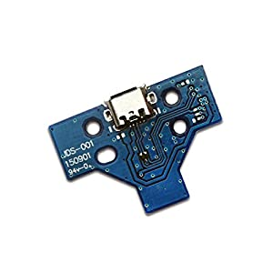 booEy PS4 Dualshock Controller Ladebuchse Platine Charger Board 14 PIN