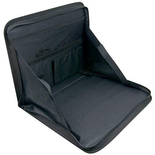 Ständer für Auto, Rücksitz, Aufbewahrungstasche für Laptop, Tablett für Rücksitz, Auto Essen, Arbeitstisch, Organizer (schwarz) ()