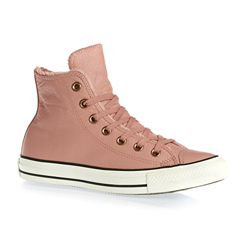 Blush Pink Fur All Leather Converse Black Unisex Erwachsene Star Sneaker q76qv40x