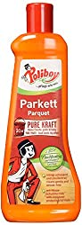 Poliboy - Parquet care concentrate - for cleaning and care of all varnished, glazed and sealed wooden surfaces - floor cleaning - single - 500 ml - Made in Germany