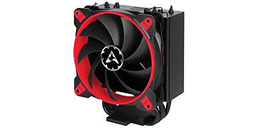 ARCTIC Freezer 33 TR - Tower CPU Kühler für AMD, Ryzen, Threadripper, sTR4 I Leiser 3-Phasen-Motor I Drehzahlbereich von 200 bis 1800 RPM - Rot