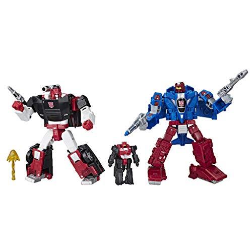 Transformers E5563EU5 TRA WFC FIRESTORMER Pack, Multicolour