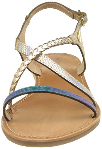 Les Tropéziennes par M. Belarbi Horse, Bride Arrière Femme Bleu (Bleu/Multi)