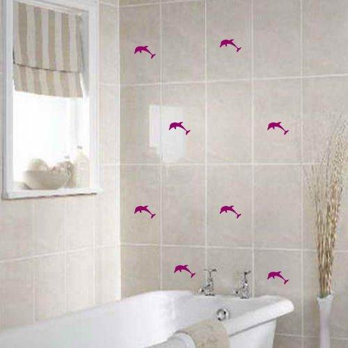 44-delfines-tamano-5-cm-anchura-elegir-color-18-colores-en-stock-azulejos-de-bano-delfin-pegatinas-a