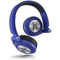 JBL BT Wireless Bluetooth On-Ear Stereo-Kopfhörer (Aufladbar mit Superweichem Ohrpolster, integrierter Fernbedienung/Mikrofonsteuerung, geeignet für Apple iOS und Android Geräten) blau