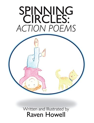 Spinning Circles: Action Poems (English Edition)