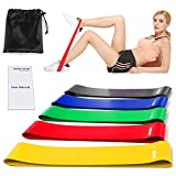 JARESKA Resistance Bands - Home Accessories Exercise Bands for Legs and Glutes, Stretching