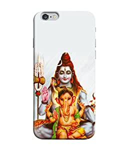 Snapdilla Designer Back Case Cover for Apple iPhone 6s Plus :: Apple iPhone 6s+ (Design Statue Background Wallpaper Hindu Art Culture)