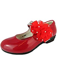 Princess Pour Filles Qm-6 Synthétique Chaussures Habillées