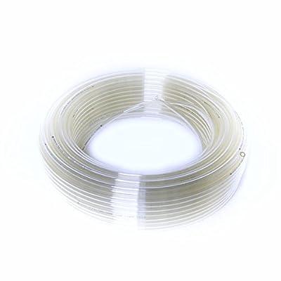 Aqua Noa Tuyau CO2 transparent 1m, grande résistance