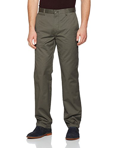 dockers-mens-clean-khaki-marina-slim-twill-trouser-brown-olive-drab-0058-w32-l34