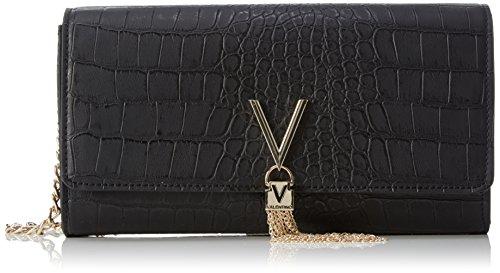 Valentino by Mario Valentino Damen Diva Baguettes, Schwarz (Nero), 27x12x4 cm
