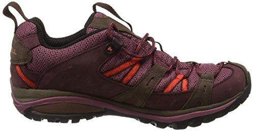 Merrell Siren Sport Gtx Damen Trekking- & Wanderhalbschuhe Purple (Huckleberry)