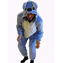 Stitch disfraz-pijama Adulto - L
