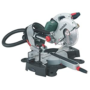 Metabo KGS254PL 110V Double Bevel Mitre Saw