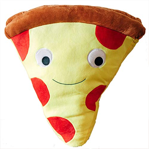 ne Essen Waren Snack Plüschtier Simulation Pizza Große Kissen Puppe Kind Freundin Geschenk (Color : Pizza, Size : 50cm/19.6inch) ()