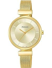 Amazon.es: Pulsar Acero inoxidable Relojes de pulsera