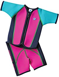 Splash About Kids Neoprene Wetsuit Jacket and Shorts