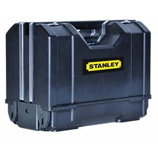Stanley STST1-71963 3-In-1 Tool Organiser - Black/Yellow