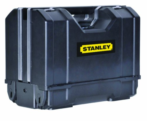 Stanley STST1-71963 3-In-1 Tool Organiser - Black/Yellow
