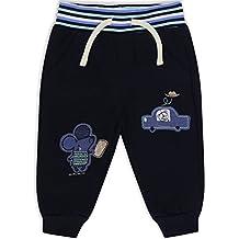 The Essential One - Bebé Infantil Niños Pantalon de Chandal - Azul de Mar - EOT192
