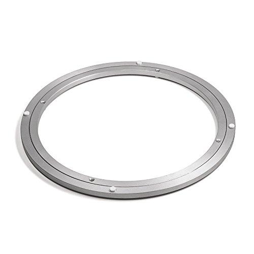 SO-TECH® Drehkranz Drehscheibe 360 Grad / Ø 350 mm / Traglast 80 kg