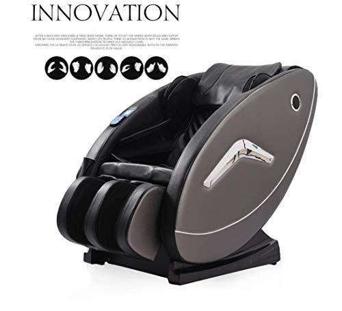 Sillón de masaje eléctrico, sillón inteligente Sillón de ocio multifuncional silla de...