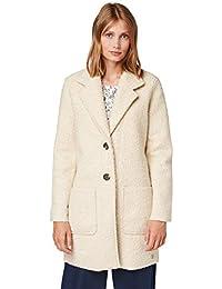 TOM TAILOR für Frauen Jacken & Jackets Bouclé-Mantel