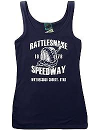 Bruce Springsteen Promised Land Rattlesnake Speedway inspired, Women's Vest