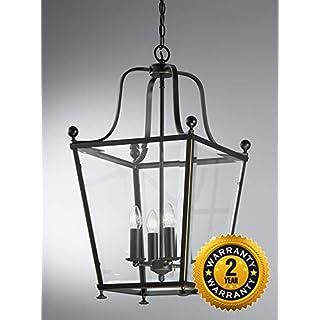 Franklite Lighting Atrio 4 light Lantern LA7005 4