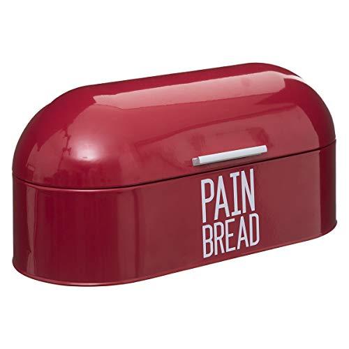 Cuisine Boîte Pain Métal