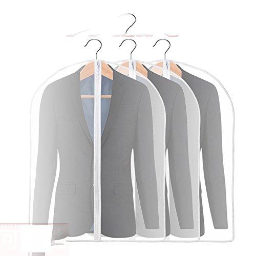 boot bekleidung cover waschbar transparent bekleidung cover dust bag mantel abdeckung kleidung sets bekleidung tasche-A 60x80cm(24x31inch) -