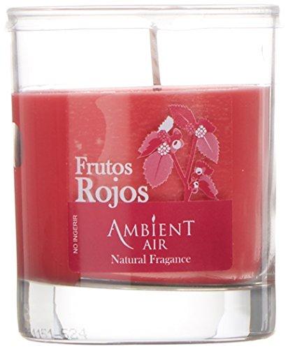 Ambientair VV080RR - Vela, aroma de frutos rojos